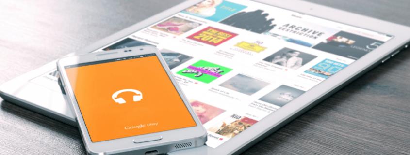 mobile en tablet